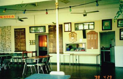 1998 - Now kitchen area