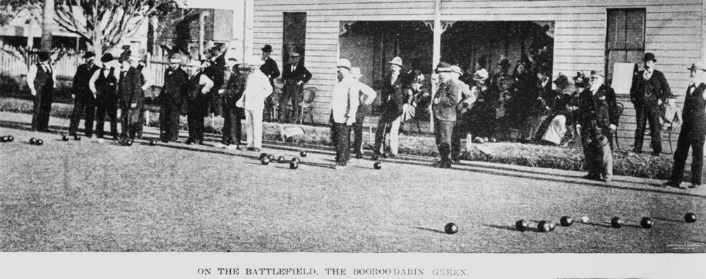Booroodabin Bowls Club - 1899